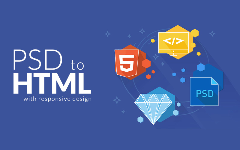PSD To HTML Conversion- Is It Best For Web Development? - Image 1