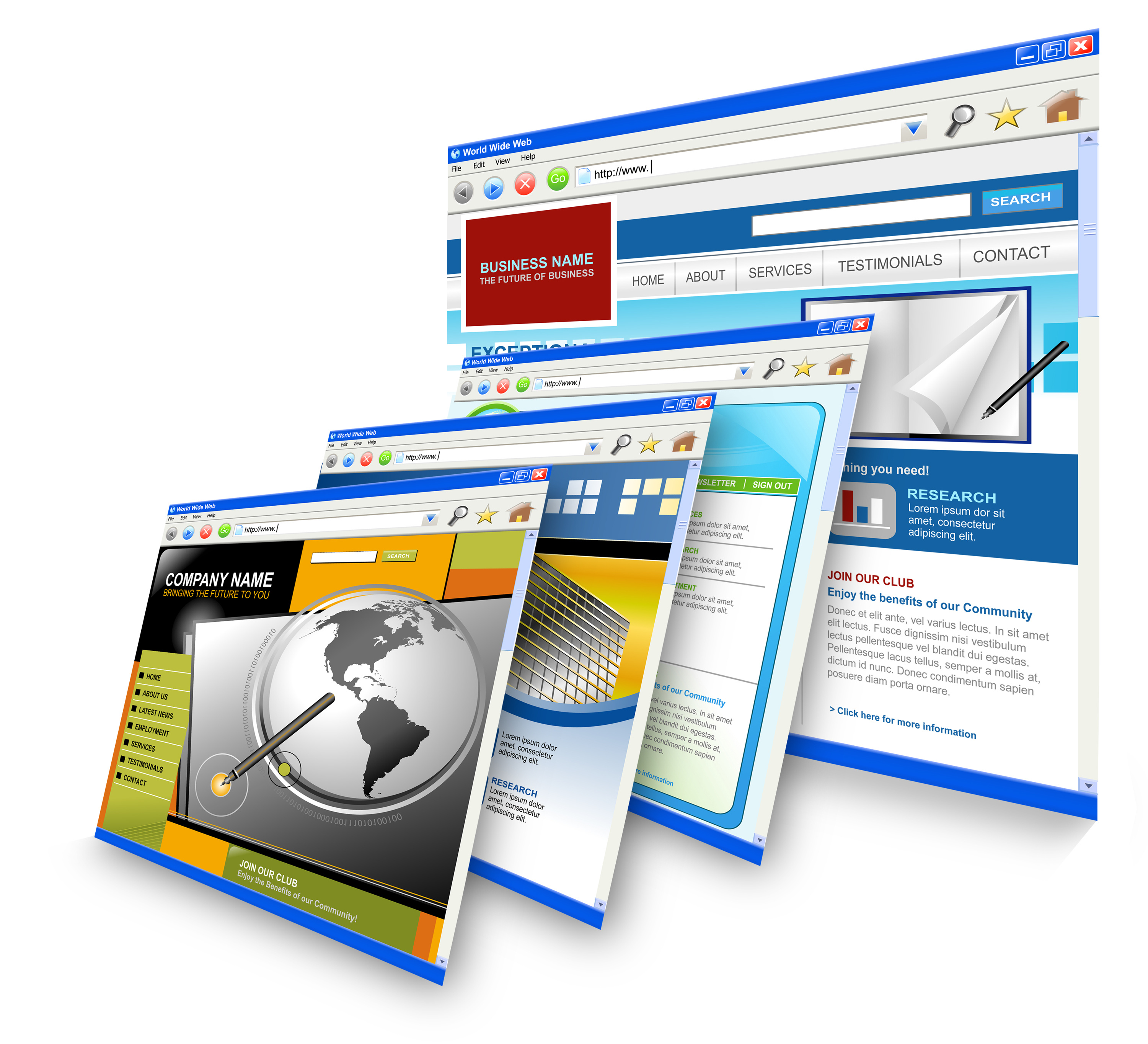 An E-Commerce Website Design Is All What You Need - Image 1