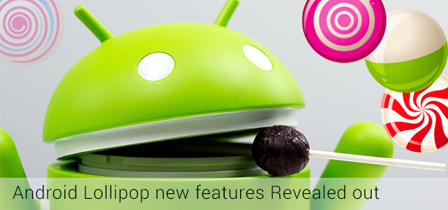 Android Lollipop new features updated in many devices - Image 1