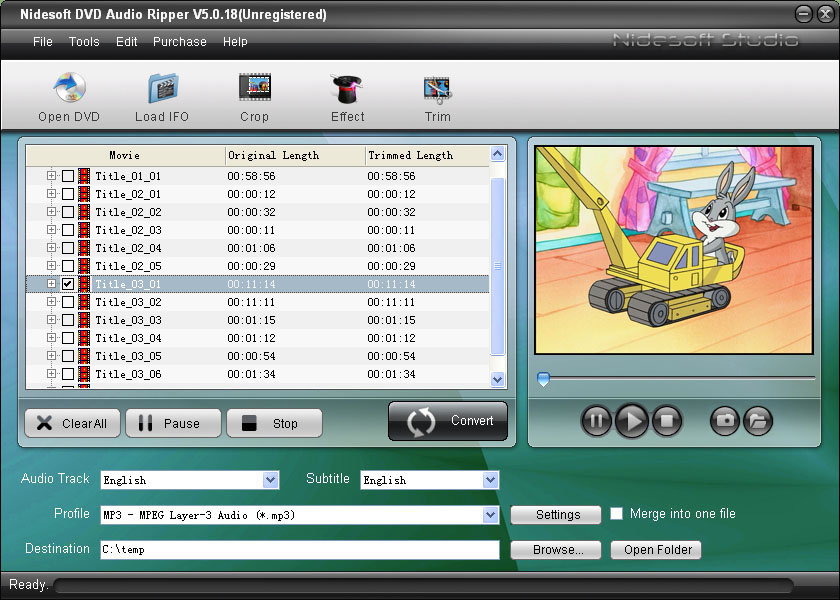 MKV to DVD Ripper Can Assist You in Transforming MKV Information to DVD - Image 1