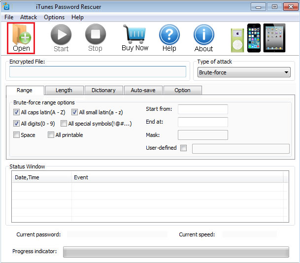 Forgot iTunes Backup Password, How to Unlock iPhone,iPad and iPod Backup - Image 2