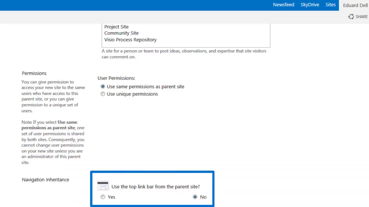 How to Create a Blog with SharePoint 2013 - Image 7