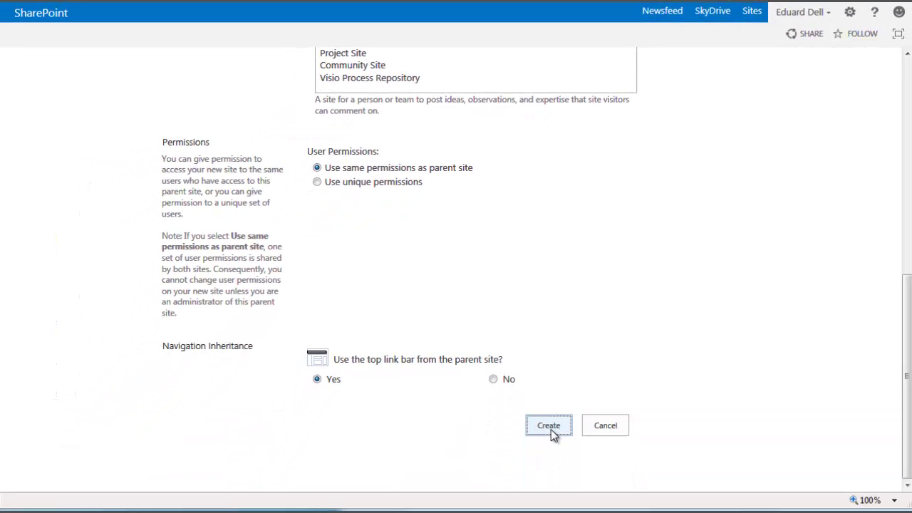 How to Create a Blog with SharePoint 2013 - Image 8