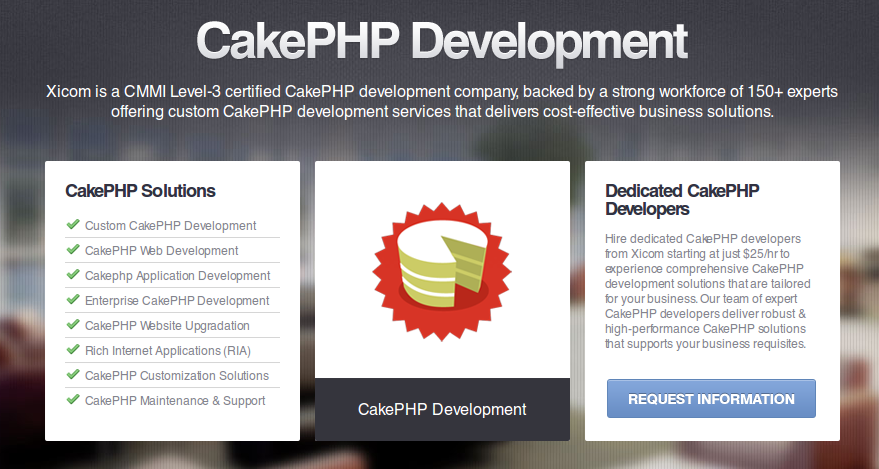 Cakephp to Create A Stir In the Application Development Ambit - Image 1