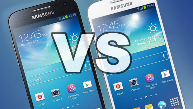 Comparing Samsung Galaxy S4 Mini with S4 - MyTechLogy