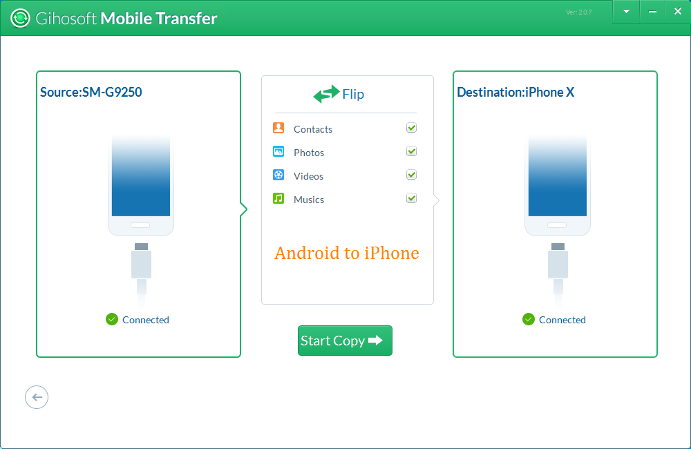 How to Transfer Data from Android to iPhone - Image 3