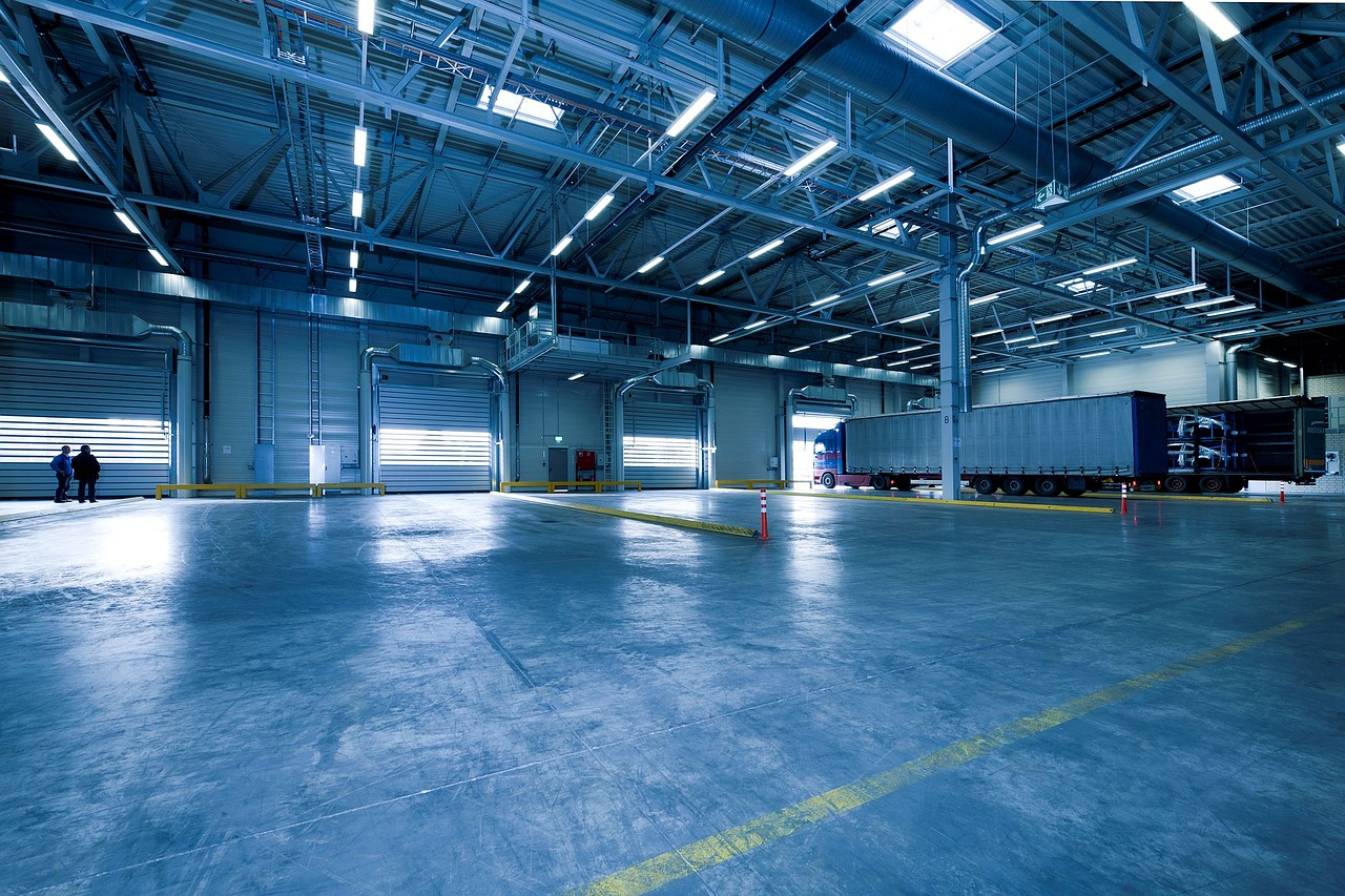 Utilizing IoT in Warehouse Management - Image 1