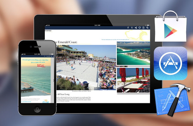 How digital editions are making traditional marketing for Digital marketing materials