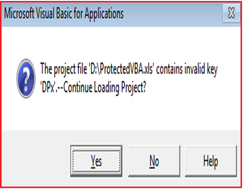 Know How to Crack VBA Project Password without Losing Any Data - Image 2