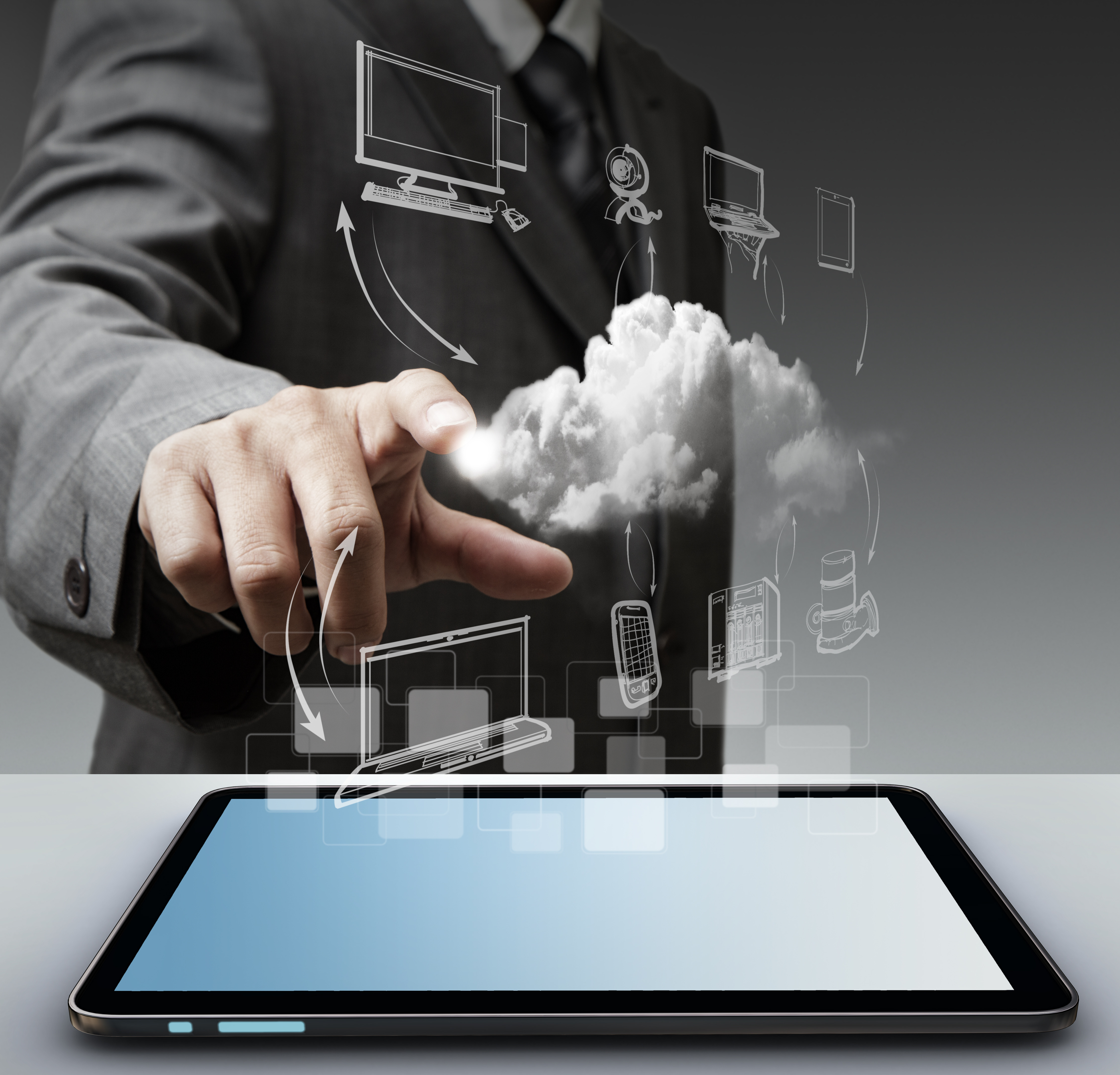 Top 5 Reasons for Adopting Cloud Computing  - Image 1