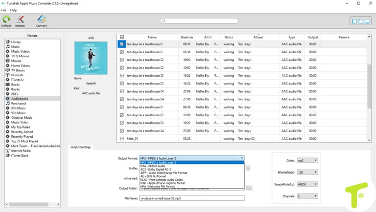 A Method You Must Try to Make Audible AAX Files Playable on Any Devices - Image 4