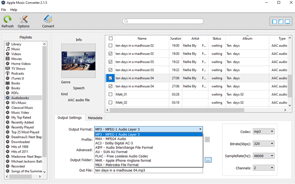 How to Remove the DRM of Audiobooks - Image 3