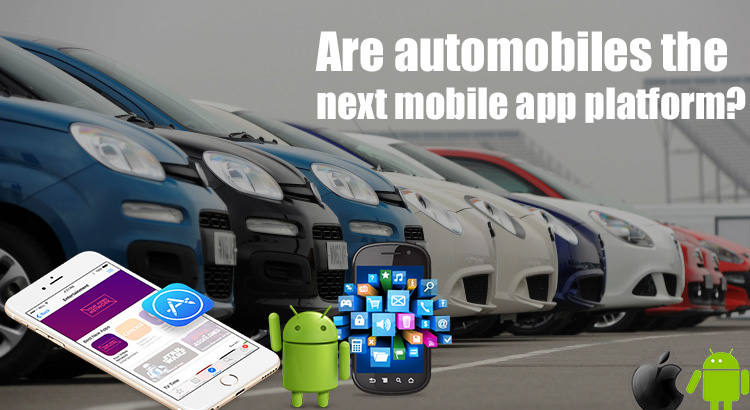 Will automobiles be the next mobile app platform? - Image 1