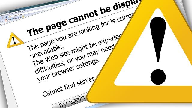 Importance of Having a Website Crash Plan - Image 1