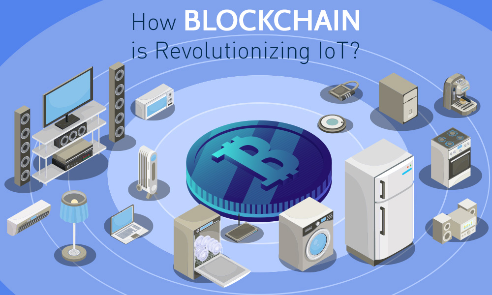 How Blockchain can be a game changer for IoT? - Image 1