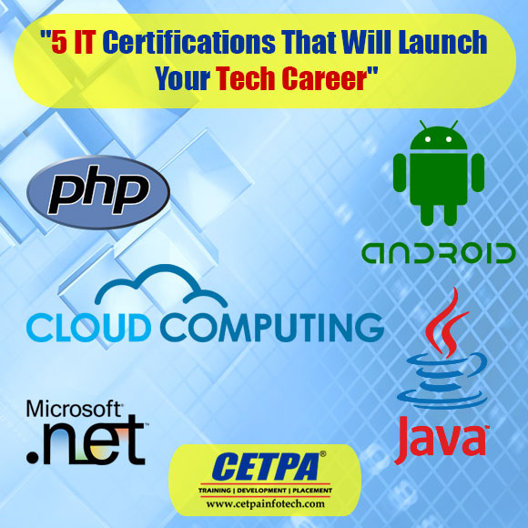 5 IT Certifications That Will Launch Your Tech Career - Image 1