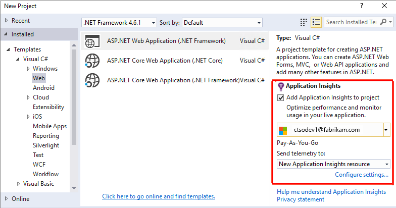 A Quick Guide to Set Up Application Insights for ASP.NET - Image 1