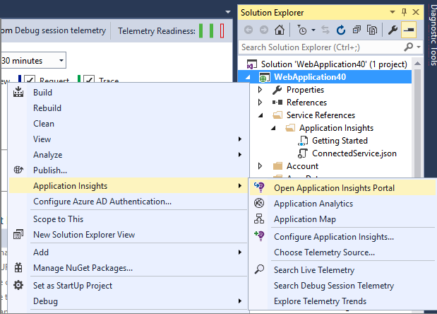 A Quick Guide to Set Up Application Insights for ASP.NET - Image 4