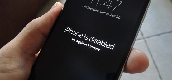 How to Unlock Disabled iPhone/iPad When You Forgot iPhone Passcode? - Image 1