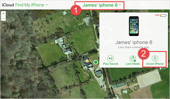 How to Unlock Disabled iPhone/iPad When You Forgot iPhone Passcode? - Image 3