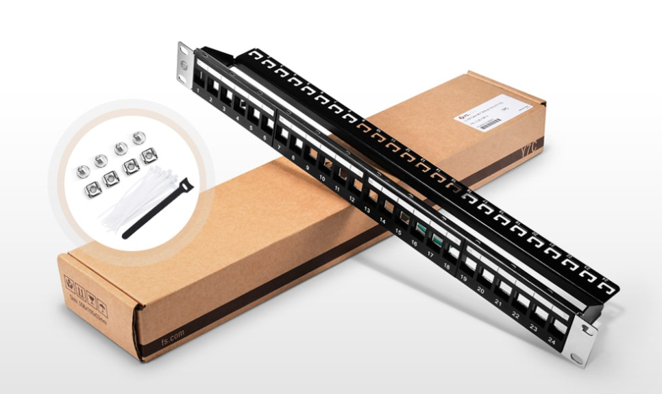 Ethernet Patch Panel: Keystone vs. Feed-Through vs. Punchdown - Image 1