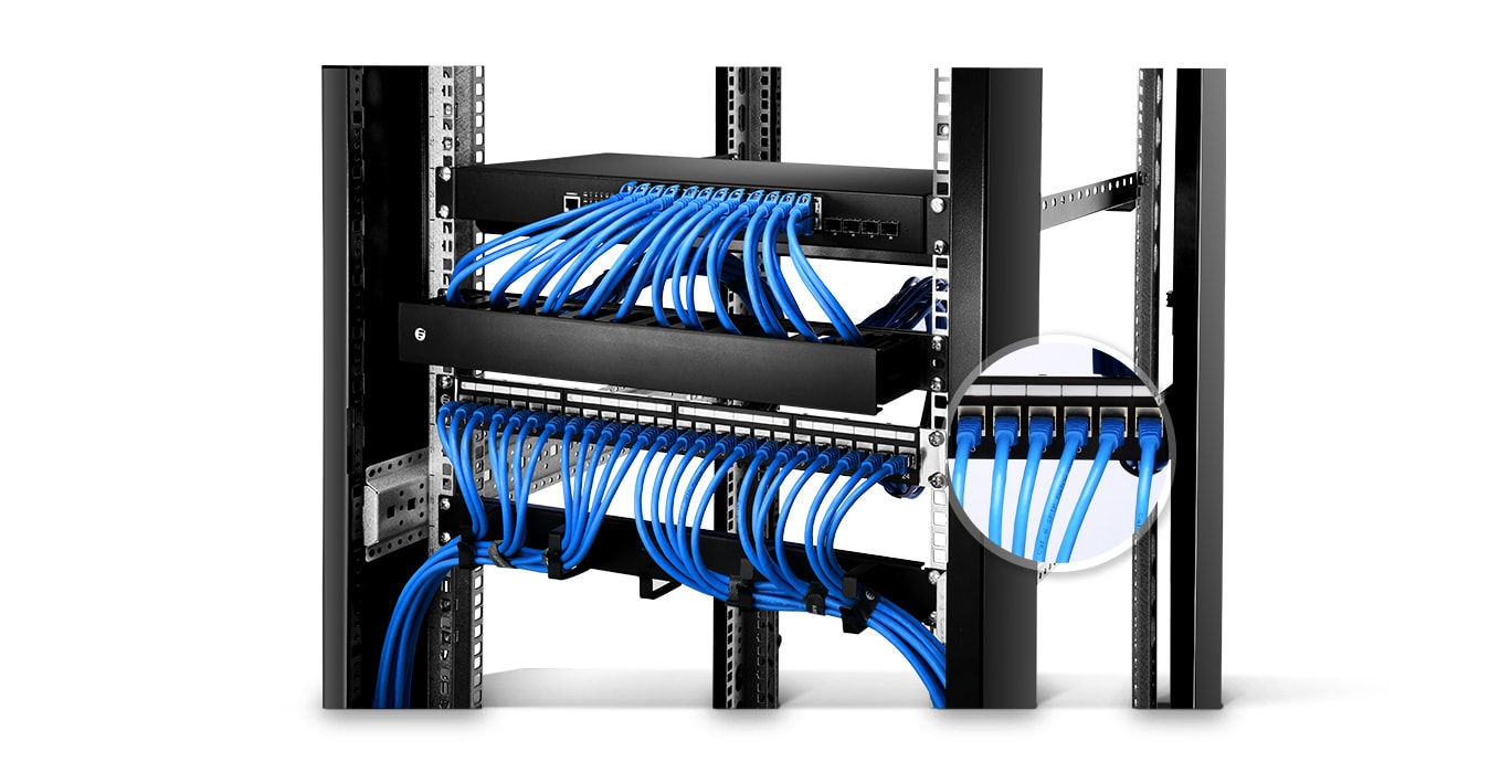 Ethernet Patch Panel: Keystone vs. Feed-Through vs. Punchdown - Image 2
