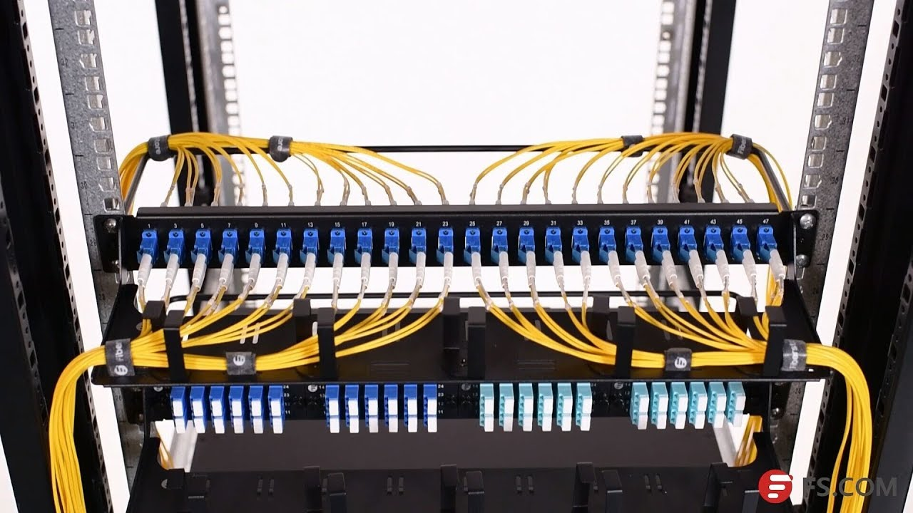 How to Manage Cable in Server Rack? - Image 1