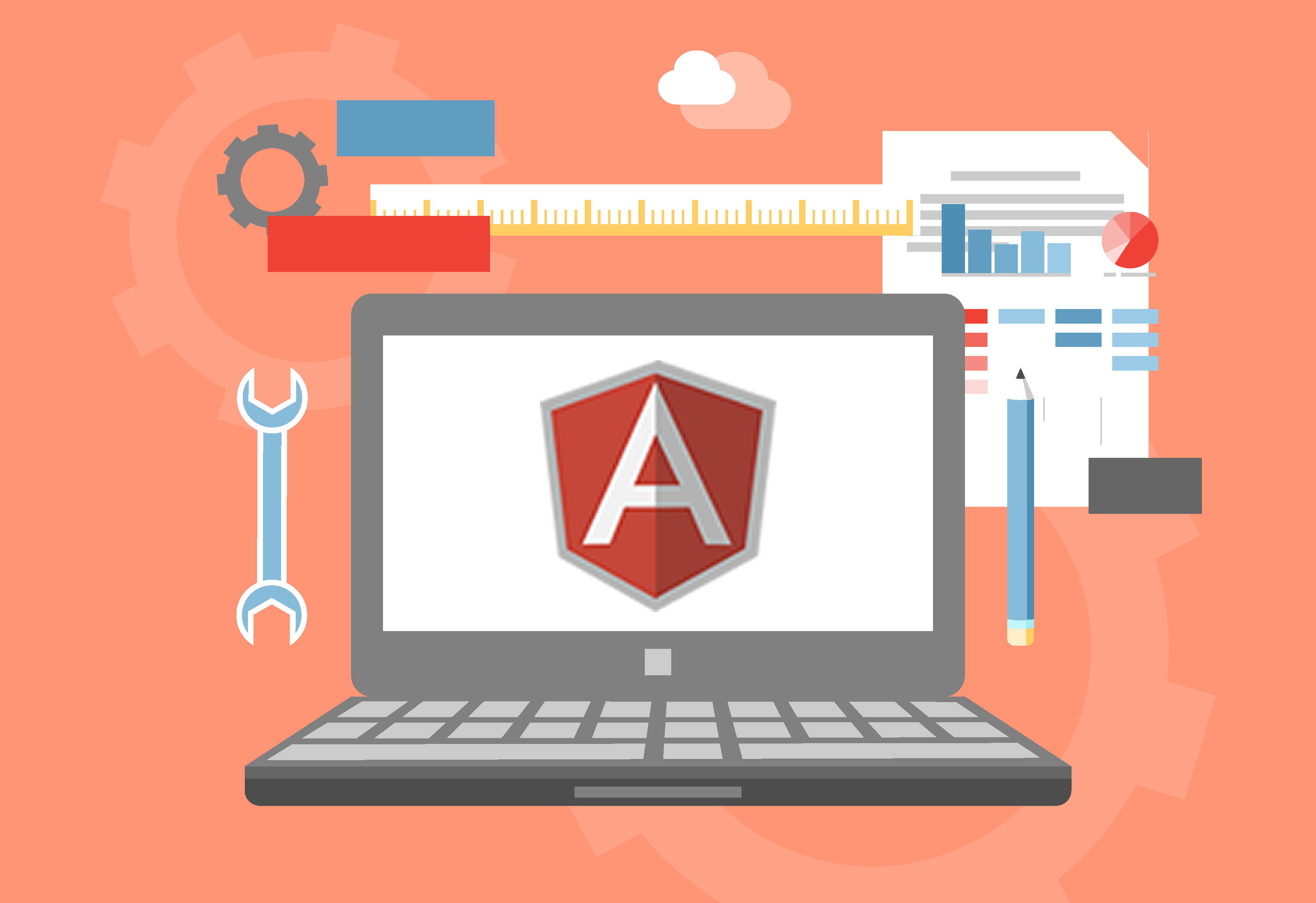 AngularJS is leading in the race of best web application development technology - Image 1