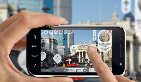 Travel & Tourism Experiences with Augmented Reality - Image 1