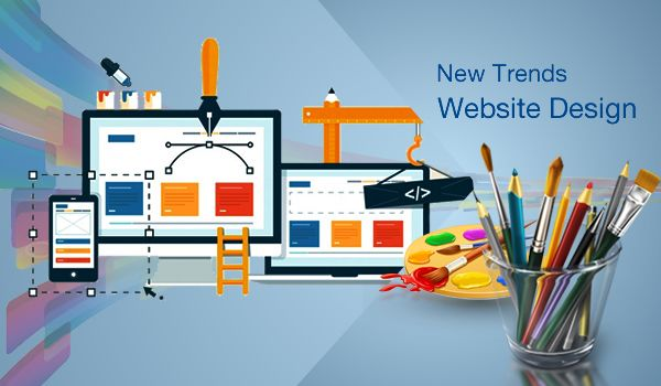 Current Trends in Website Design - 12426