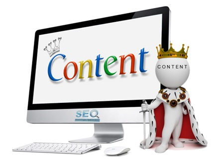 SEO Is Evolving - Content Is King - Image 1