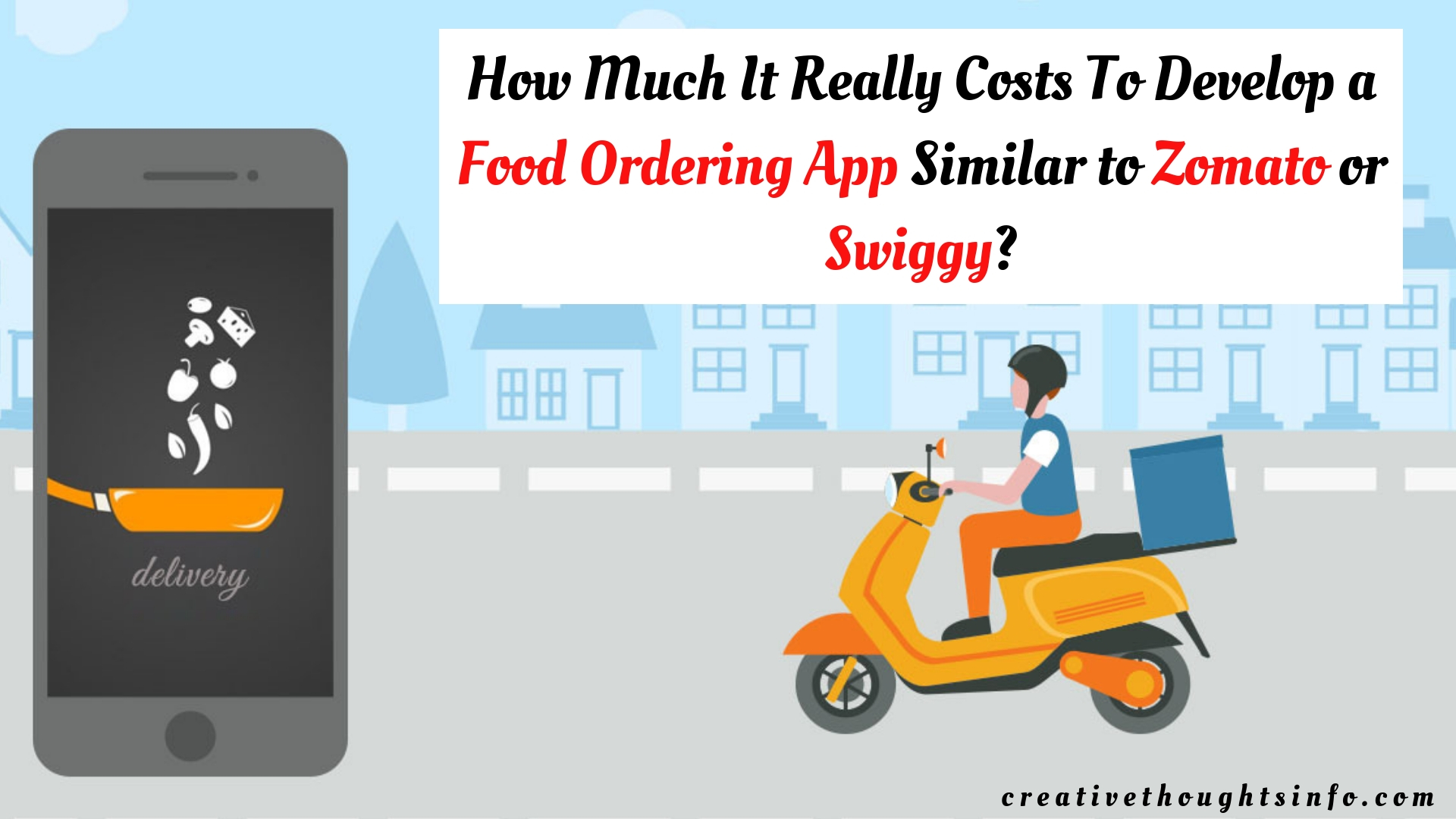 How Much It Really Costs To Develop a Food Ordering App Similar to Zomato or Swiggy? - Image 1