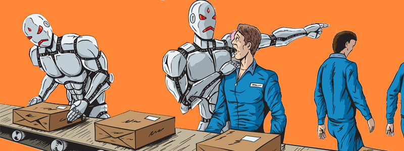 What Kind of Jobs Robots will Replace First? - Image 1
