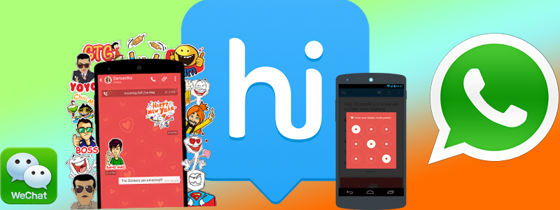 How Hike did better than WeChat in India? - Image 1