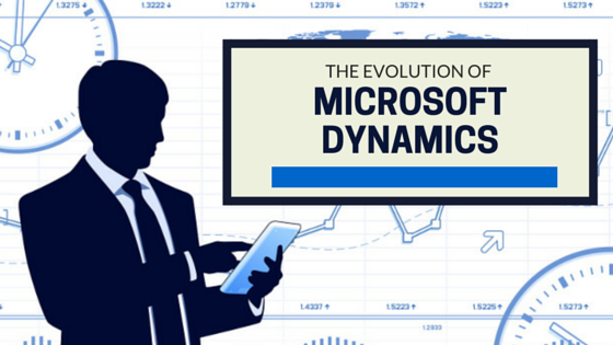 The Evolution of Microsoft Dynamics - Image 1