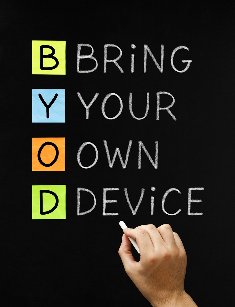 How Does BYOD Effect Your Office IT Setup? - Image 1