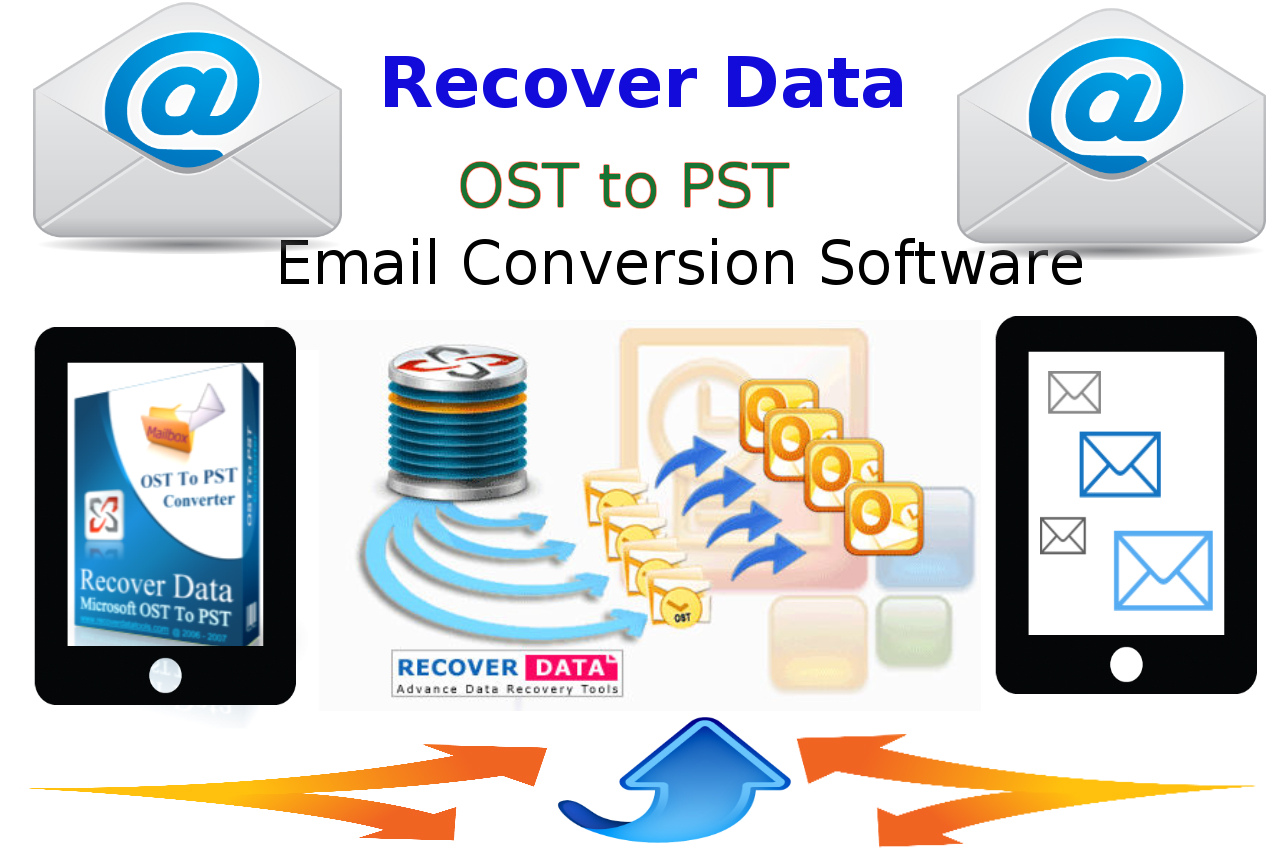 Efficient OST to PST Converter Tool - Image 1