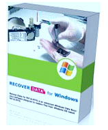 Recover Data NTFS Partition Recovery Software - Image 1