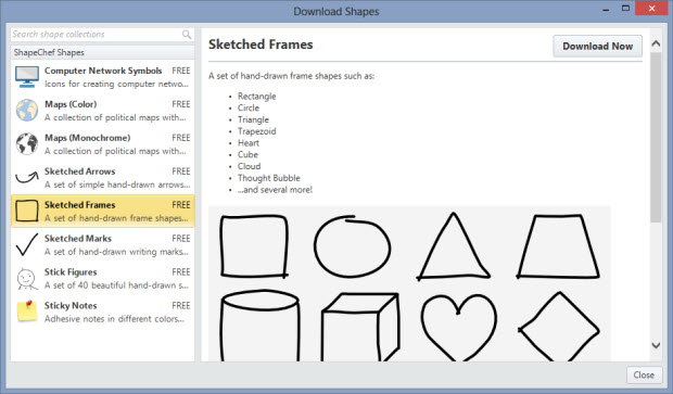 ShapeChef for PowerPoint: It's time you leave your default Clipart tool behind - Image 4