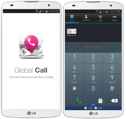 Global Call: Best International Calling App with the Lowest Rates - Image 2