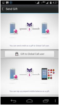 Global Call: Best International Calling App with the Lowest Rates - Image 3