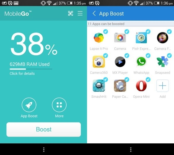 Android Backup: How to use MobileGo to back up your android data - Image 3