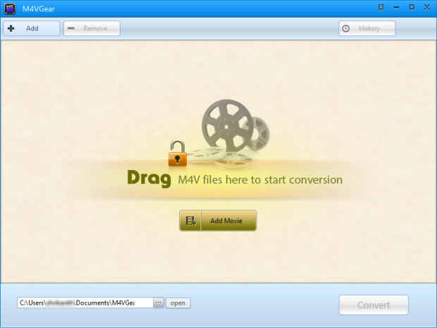 M4VGear: The Fastest DRM Remover Tool now for Windows - Image 1