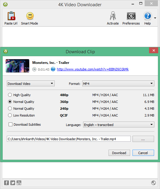 How to download video on Mac OSx - Image 3