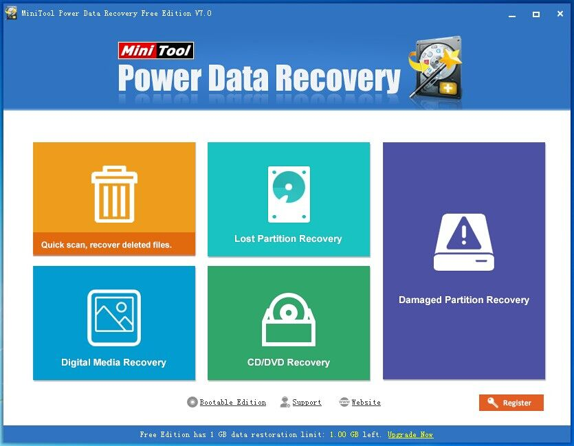 File recovery software for Windows - Image 1