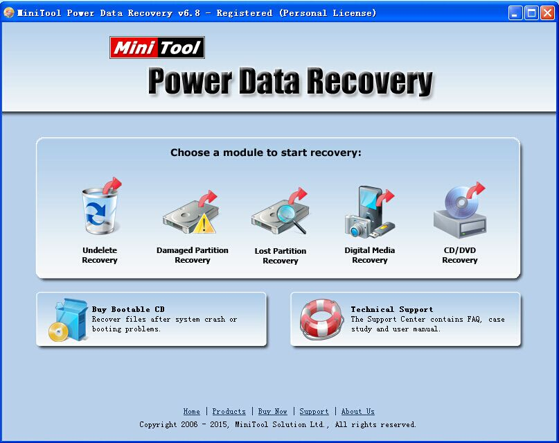 About MiniTool Power Data Recovery 6.8 Review - Image 1