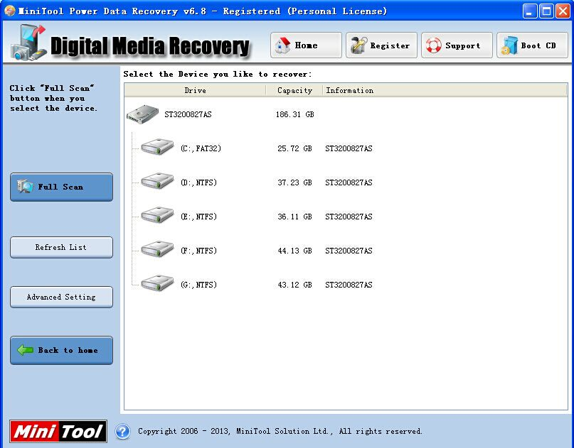 About MiniTool Power Data Recovery 6.8 Review - Image 5
