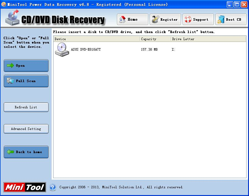 About MiniTool Power Data Recovery 6.8 Review - Image 6