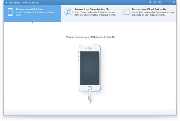 iPad Data Recovery to Recover Deleted Data From iPad - Image 2