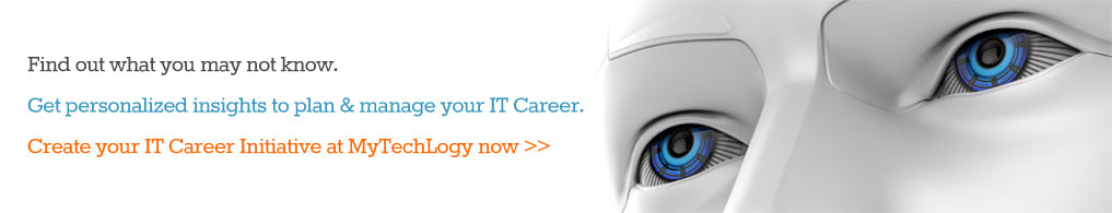 Create your IT Career Initiative at MyTechLogy now